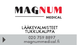 Magnum Medical Finland Oy logo